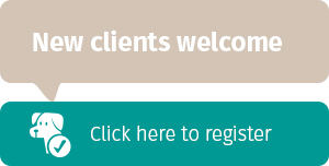 New Clients Welcome - Register here